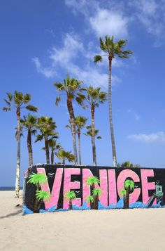 Venice Beach Graffiti What I Like About Venice Beach Ca ...