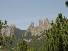 The Needles in Custer State Park, South Dakota - Needles (Black Hills) - Wikipedia, the free encyclopedia