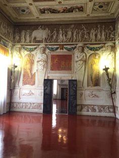 Sala dei Trionfi.