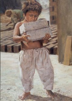 Inspire Me Monday: Exquisite Detail in Iman Maleki's Paintings