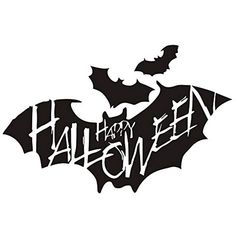 Softwind Bat Shape Wall Sticker New Halloween Series Bat Unique Innovative Carved Wall Sticker Window Glass Wall Sticker Vinyl Art Decal Decor Home Decor Bat Sticker Halloween Decoration ** To view further for this item, visit the image link. (This is an affiliate link) #wallstickersmurals Sticker Vinyl, Vinyl Art, Decal, Wall Stickers Window, Wall Stickers Murals, Top Gadgets, Halloween Series, Window Glass, Halloween Stickers