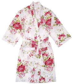 Sleepwear - Blossom Robe - Wallace Cotton