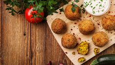 Skip the takeout and go straight to the source with this healthy and delicious falafel recipe.