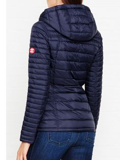 Shop BARBOUR Barbour Landry Baffle Quilt Jacket - Navy at Very Exclusive   designer fashion brands available online with free next day delivery and  returns. 1d94576c5a922