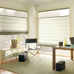 #Levolor #roman #shades, the most luxurious and highest quality window coverings available. Our unique fabrics range from vibrant stripes and rich solids to beautiful patterns and rich textures, many that are only available from Levolor. These carefully selected textiles are designed to fit any lifestyle and decor taste, from traditional to contemporary and anywhere in between.