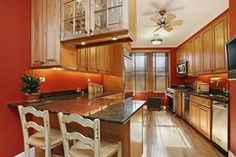 custom cabinetry @ the kitchen