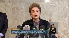 Bostaço: Dilma: Pelo respeito ao povo, eu me renuncio
