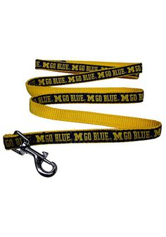 Show off your Wolverines pride as you walk your pet with this Michigan Wolverines Nylon Web Pet Leash. Rally House has a great selection of new and exclusive Michigan Wolverines t-shirts, hats, gifts and apparel, in-store and online. Dog Clip, Michigan Wolverines, Team Logo, Your Pet, Navy Blue, Hair, Products, Beauty Products, Navy