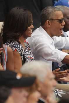 President Obama Doing the Wave With the Cuban President Is Everything