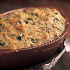 Squash-Rice Casserole | MyRecipes.com