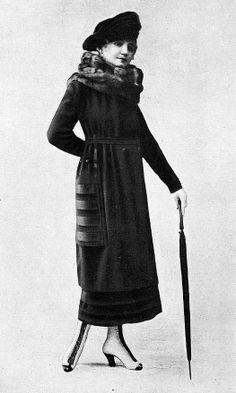 Fashion - 1918