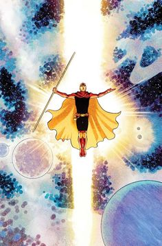 Mike Allred Replaces Aaron Kuder on Infinity Countdown: Adam Warlock for Marvel Comics