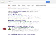 Tecnología: Google reduce las imágenes Authorship de los resultados de búsqueda