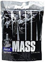 Universal Nutrition Animal Mass Supplement, Vanilla, 5.09 Pound
