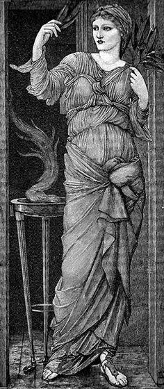 Vestal Virgins - Priestess of Vesta