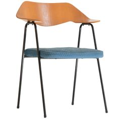 Robin Day Arm Chair | From a unique collection of antique and modern armchairs at http://www.1stdibs.com/furniture/seating/armchairs/