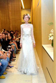Desfile White Hall | CASAR 2014 - Acesse Casar.com e veja mais.