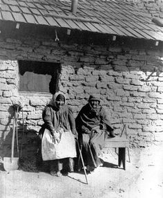 """gabrieleño indian women.  the gabrieleño/tongva lived in what is now los angeles county for at least 5000 years before the spanish arrived.  spanish missionaries converted/enslaved them and forced them to work the san gabriel and san fernando mission lands.  many ran away, but mission guards (spanish or mexican military personnel assigned to the missions) would raid villages looking for escaped """"converts."""""""