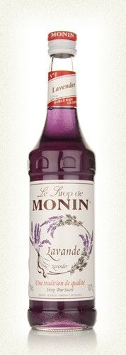 Just a whiff of this aromatic syrup will have you dreaming about the lavender fields of Provence. Lavender Cottage, Lavender Green, Lavander, Lavender Fields, Lilac, Lavender Decor, Gin Based Cocktails, Monin Syrup, Lavender Recipes