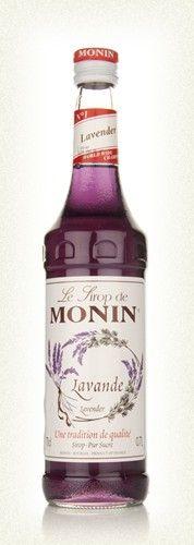 à goûter : Lavender Syrup