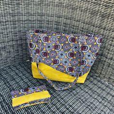 lefilopattes Un Samba des patrons Sacôtin et un porte chéquier plein de couleurs !  Du jaune pour ensoleiller cet été 😁😁 #couture #sewing #samba #sacotin #patronsacôtin #été
