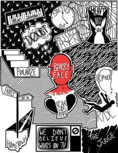 Blurryface / twenty one pilots