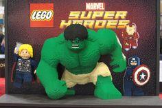Marvel Lego Lego Marvel, Vancouver, Dinosaur Stuffed Animal, Fan, Animals, Animais, Animales, Animaux, Animal