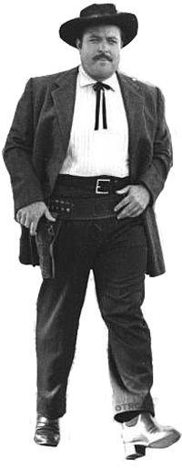 GUNSMOKE (CBS Radio) - William Conrad as 'Marshal Matt Dillon.