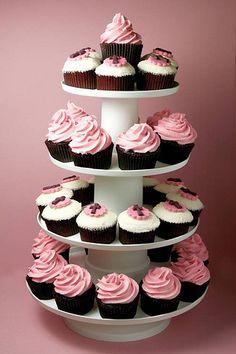 Cupcake Tower | Flickr: Intercambio de fotos