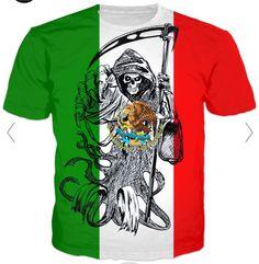 - World's Largest All-Over-Print Online Store! Girls Apartment, Aztec Tattoo Designs, Rey, Mens Tops, T Shirt, Fashion, Supreme T Shirt, Moda, Tee Shirt
