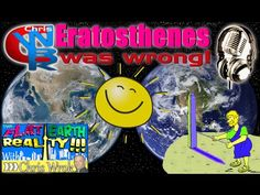Flat Earth Song - Eratosthenes Was Wrong (With Video) - Chris Wrock