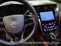 2016 CTS-V Represents the Best of the Cadillac Brand