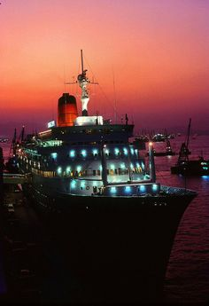 Cunard Line SAGAFJORD