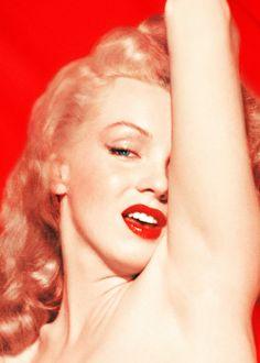 ourmarilynmonroe: Marilyn Monroe photographed by Tom Kelley, 1949.