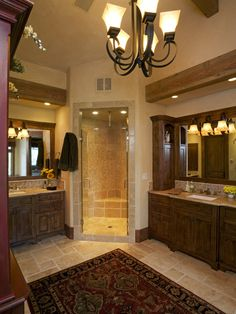 Mountain Bathroom Design, Pictures, Remodel, Decor and Ideas