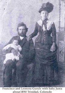ff6e382bcf Grolet-Gurule Family History: The Love Triangle of Terror – New Legends  Magazine