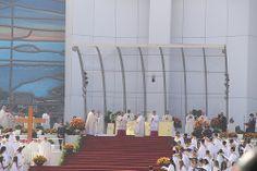 #Rio2013 | Missa com o Papa | Jul-28