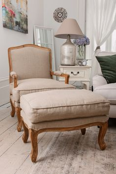 We want one of these stylish #parisian Louis armchairs
