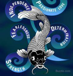 Symbolism of the Koi fish tattoo