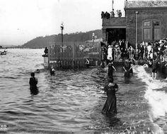 Swimming in Seattle