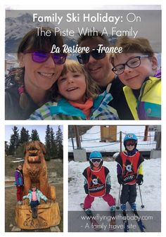 Family Ski Holiday: On The Piste With A Family La Rosiere - France We had been recommended La Rosiere by a number of people and we were not disappointed as it provided us with everything we want in a ski holiday – fabulous accommodation, lovely bars and r