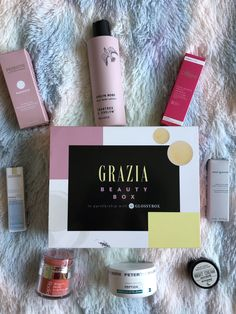 #glossyboxuk #grazia #hair #beauty #skincare #haircare #beautyproducts #makeup #mua #makeupartist #fashionblogger #styleblogger #beautyblogger Glossybox Uk, Chemist, Hair Care, Skincare, Hair Beauty, Makeup, Make Up, Skin Care, Face Makeup
