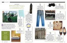 Hayley Boyd of Marais USA's 10 secrets to a charmed life...