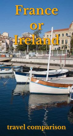 France vs. Ireland: which is more expensive?