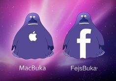#Facebook, #Apple, #Social, #Media, #Buka, #SocialHumor :)
