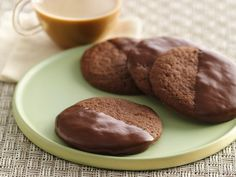 Gluten Free Cappuccino Flats