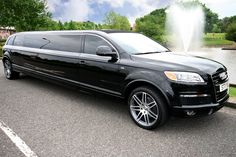 Audi Q7 Limousine Do you like this limo? Find out much more marvelous limos at www.classiquelimo.com