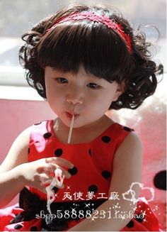 Free-shipping-2011-new-style-baby-s-short-hair-curly-wigs-with-bangs-retail.jpg (424×588)