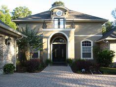 black front door | black front door?? - Home Decorating & Design Forum - GardenWeb