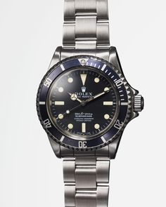 This October, @phillipswatches will auction off Steve McQueen's Rolex Submariner Ref. 5513, the most important McQueen watch ever to come…